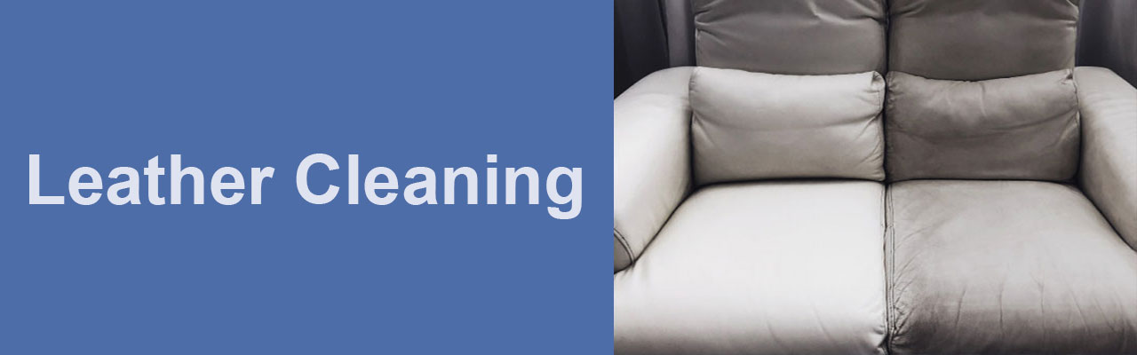 leather cleaning slider