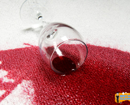 How to Remove Red Wine Stain on Carpet