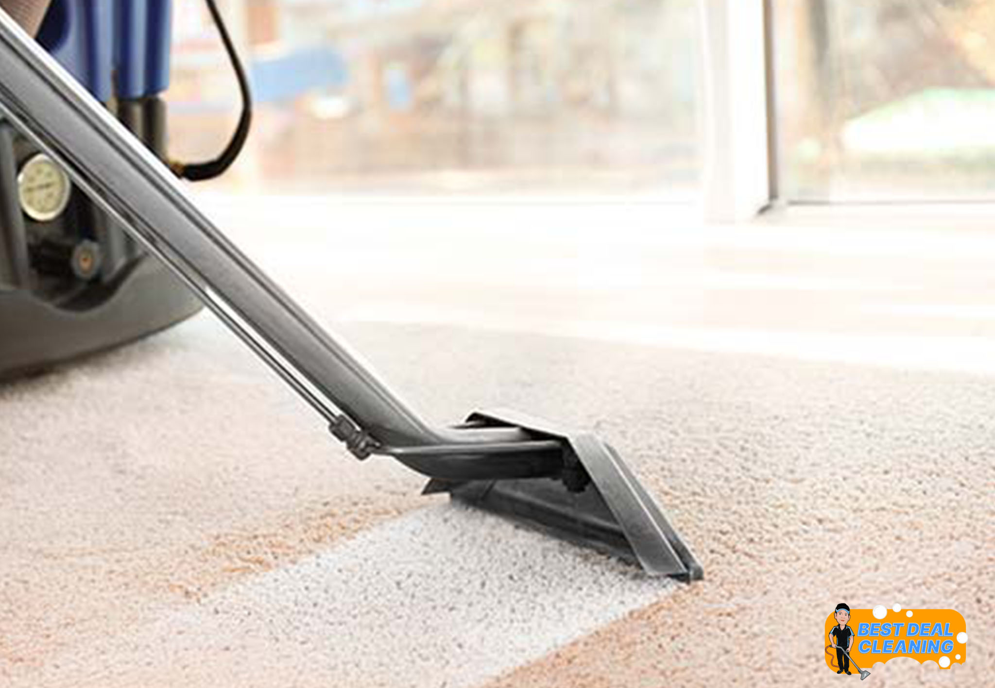How to clean your carpet to get the result:
